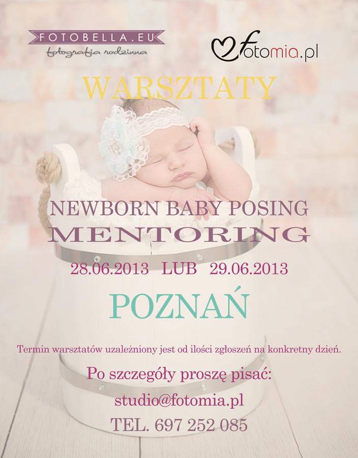 www.fotomia.pl warsztaty noworodkowe